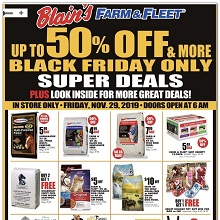 Blains Farm & Fleet Black Friday Ad